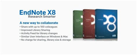 EndNote X8 | Reference Manager | MathType