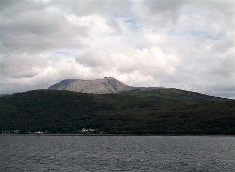 Ben Nevis, the old grey elephant | If you look carefully