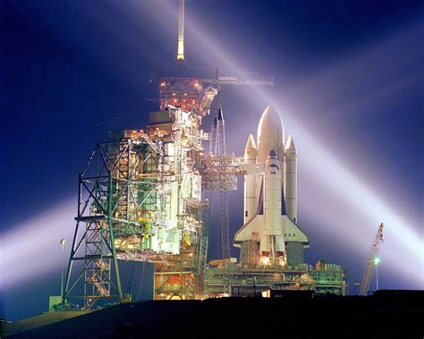 NASA - 1980s: All Eyes Focus on Space Shuttle