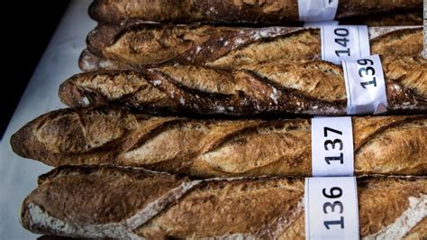 Baguettes: Macron wants French bread protected by UNESCO - CNN