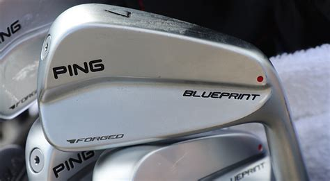 Could the Ping Blueprint Forged irons be coming to retail?