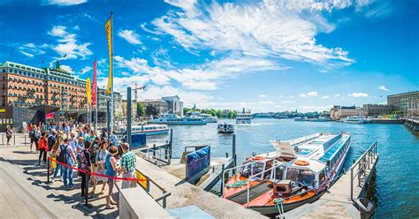 Guided Tours of Stockholm   Sightseeing   Stockholm Travel
