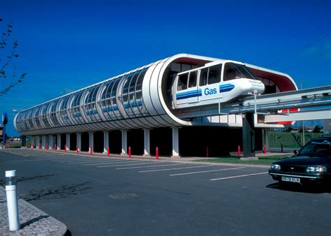 Monorails, Maglevs and 'Cabin' Transports