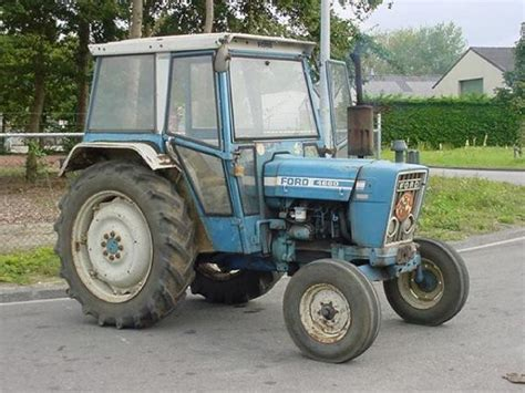 Ford 4600 occasion, Année d'immatriculation: 1978