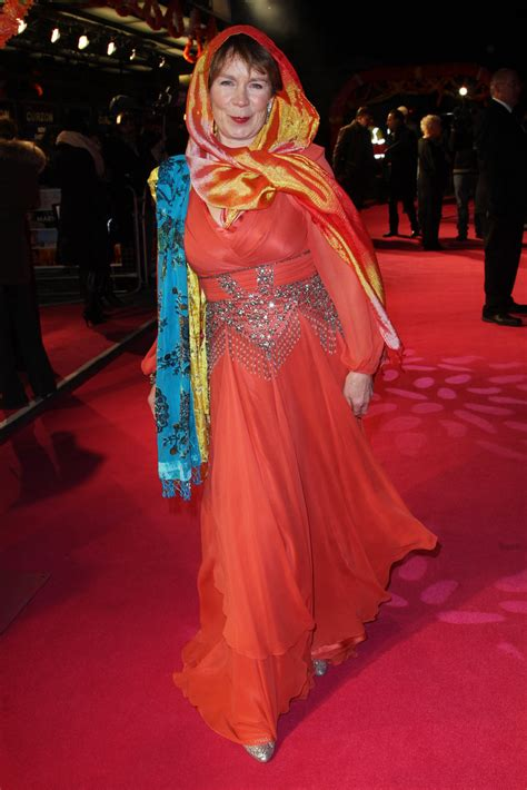 Celia Imrie in The Best Exotic Marigold Hotel - World