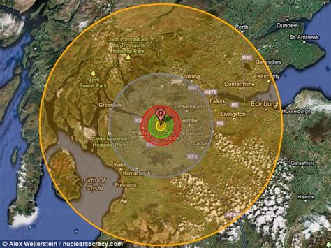 Want to know the effect of a nuclear bomb on your home