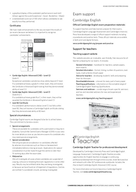 Cae specifications-and-sample-papers