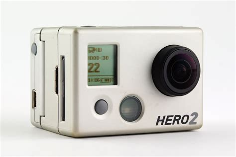 GoPro HD Hero2 : toujours une référence