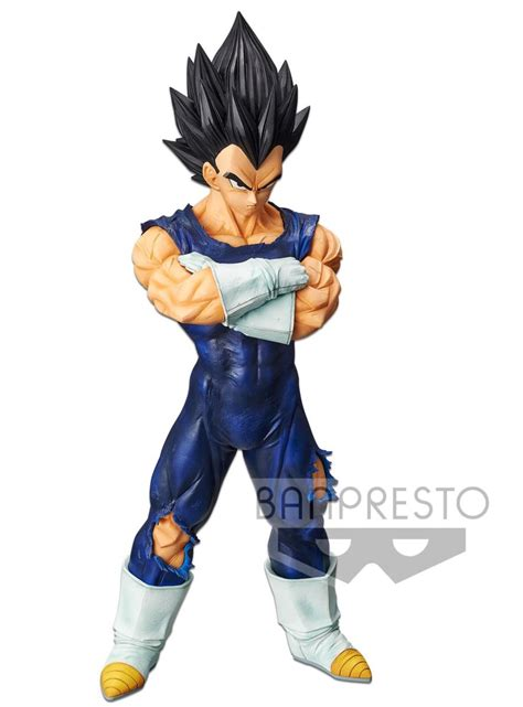 Figurine - Dragon Ball Z - Grandista Nero - Vegeta - 26 cm
