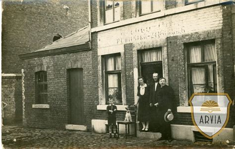 HERVE-1928-Rue Leclercq – ARVIA Archives Herve