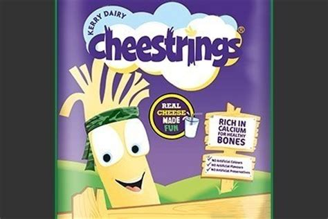 Kerry eyes more European markets for Cheestrings   Food