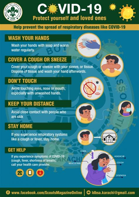 COVID-19 Awareness Campaign | World Scouting