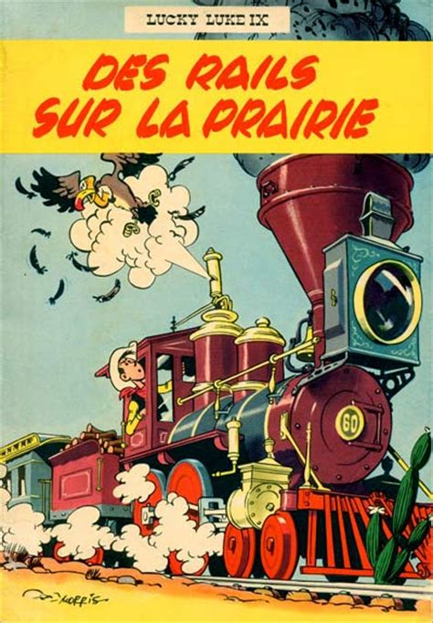 Lucky Luke - BD, informations, cotes