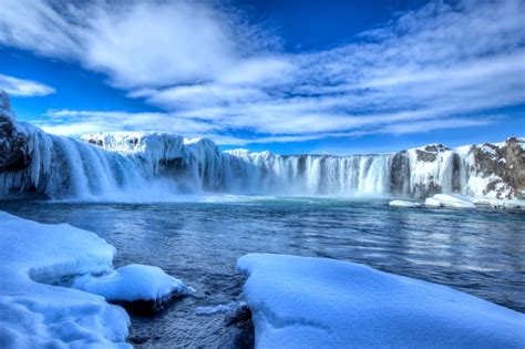 Iceland Waterfall | Most Beautiful Places in the World