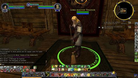 As a Loremaster, I feel pretty insulted by this! : lotro