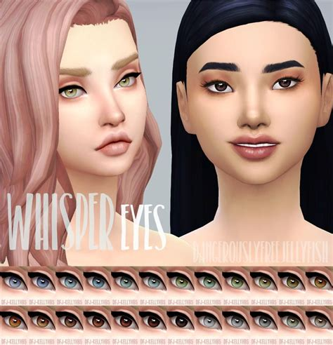 472 best TS4 CAS CC images on Pinterest   Sims cc, The o