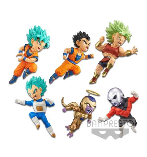 Banpresto Dragonball Super WCF Vol