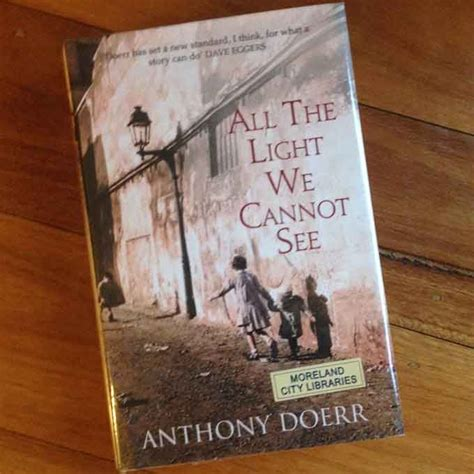 All the Light We Cannot See – Anthony Doerr (book review)