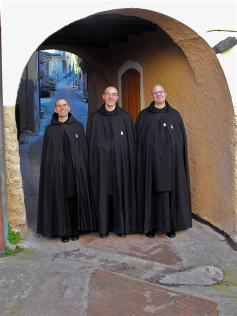 Novices, Benedictines of the Immaculate (OSB)   Roman