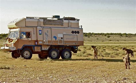 Thirty year old expedition vehicle still going strong