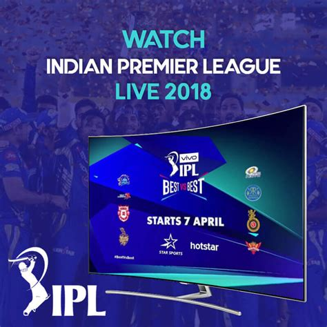 How to Watch IPL 2019: Indian Premier League Live Streaming