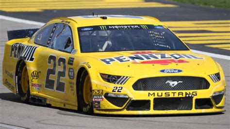 2019 Pennzoil 400 results: Joey Logano captures checkered