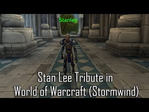 Stanley - Wowpedia - Your wiki guide to the World of Warcraft
