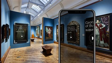 AR in Museums