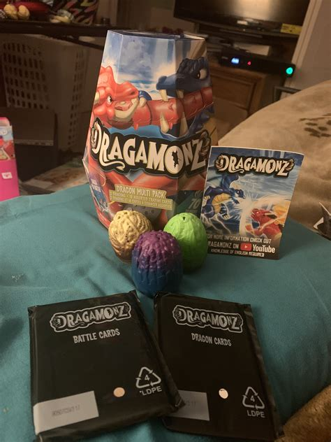 Dragamonz Multi 3-Pack Collectible Game reviews in Games