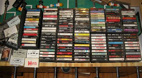 20120720 - cassette collection - IMG_4634   Clint got his