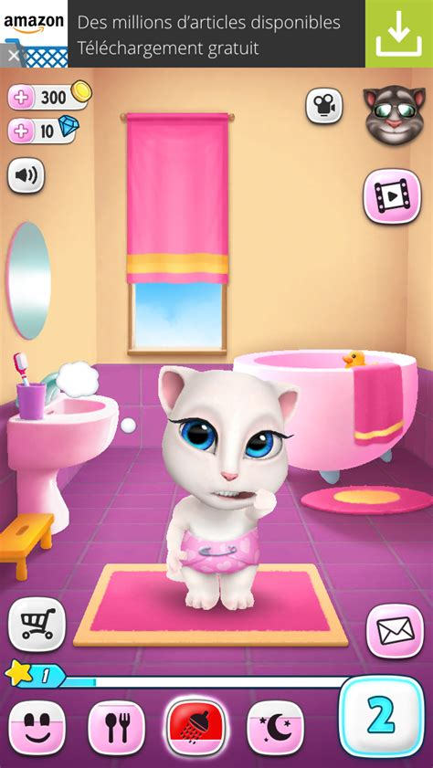 Ma Talking Angela iPhone 15/20 (test, photos, vidéo)