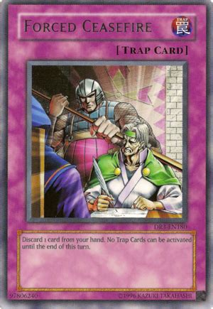 Forced Ceasefire | Decks and Tips | YuGiOh! Duel Links - GameA