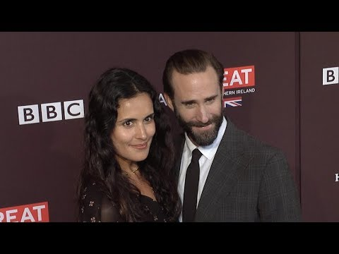 Joseph Fiennes 'utterly thrilled' as he becomes a father