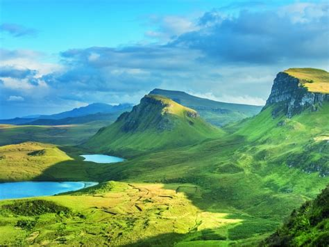 5 Day Isle of Skye, Oban, St Andrews & North West