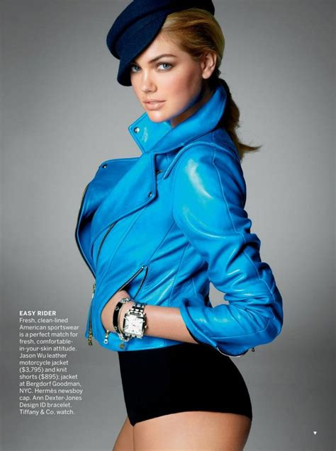 FASHION EDITORIAL: Kate Upton by Steven Meisel for Vogue
