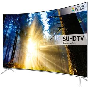 """Samsung 43"""" KS7500 7 Series Curved SUHD with Quantum Dot"""