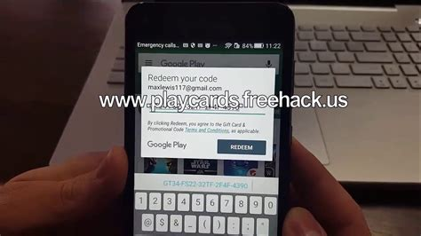 How to get free Google Play Gift Card Codes (FREE $50