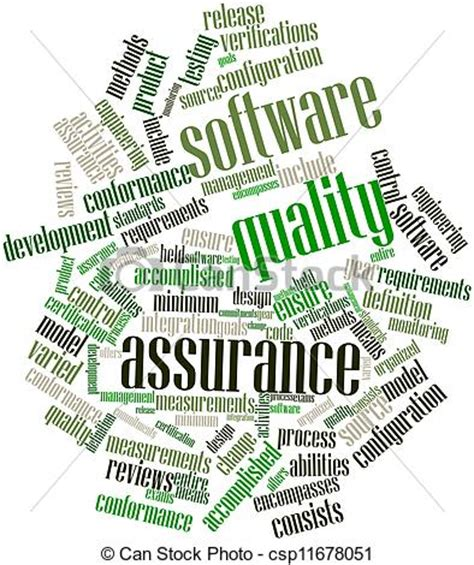 Stock Illustrations of Software quality assurance