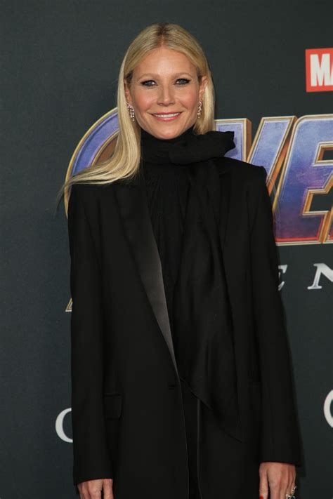 Gwyneth Paltrow Sexy Legs Avengers Premier | #The Fappening