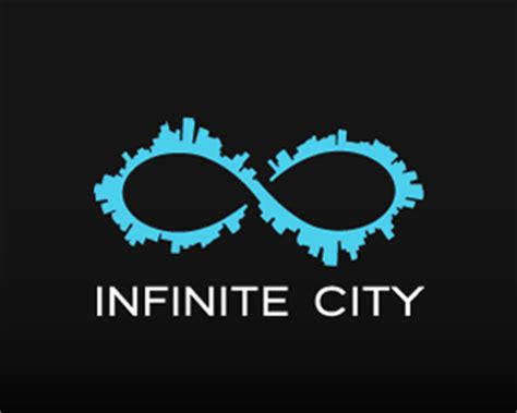 Infinite City Designed by jueves | BrandCrowd
