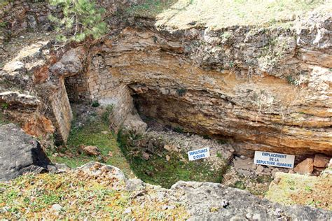 Le Regourdou - one of the most important Neanderthal sites