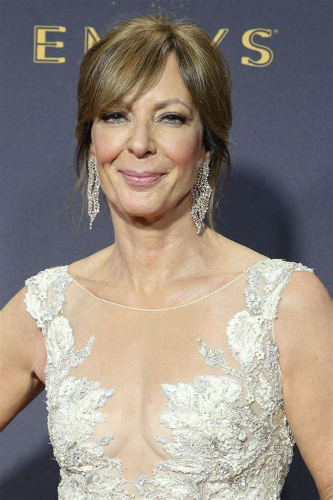 Allison Janney At 69th Annual Primetime Emmy Awards in Los