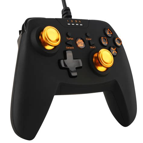 PC Game Controller, BEBONCOOL PS3 Controller, Wired Game