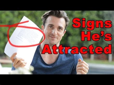 """""""How Do I Know If He's Attracted to Me?"""" (Matthew Hussey"""