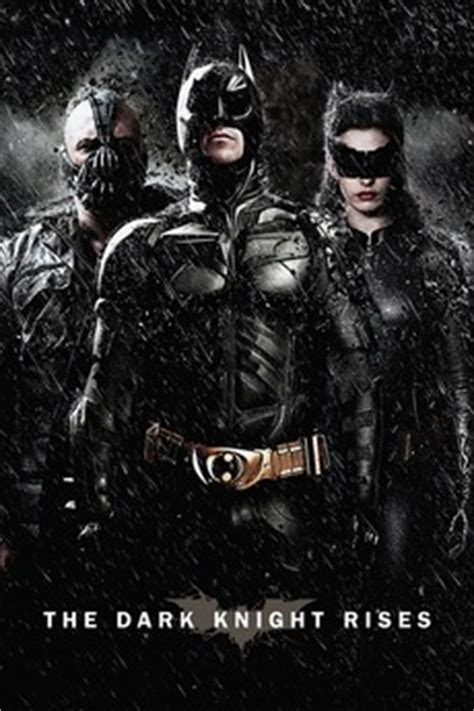 The Dark Knight Rises (2012) directed by Christopher