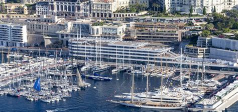The new Monaco Yacht Club by Foster+Partners is
