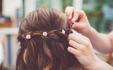When To Wash Wedding Hair | Hair And Makeup For Weddings