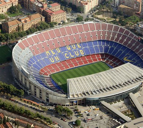 Tickets Camp Nou - Barcelona | Tiqets