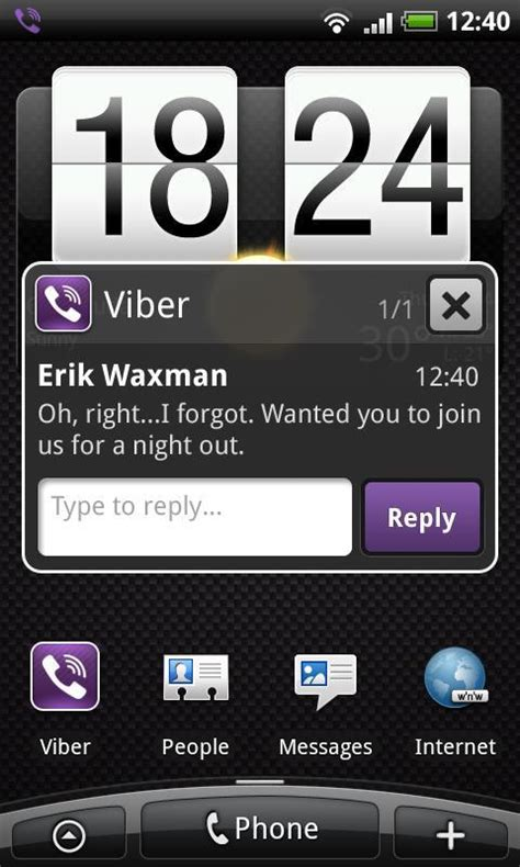 Viber Messenger for Android - Free download and software
