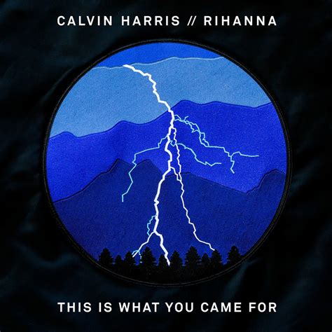 Calvin Harris - This Is What You Came For - Directlyrics